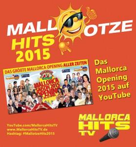 Mallotze Hits 2015 - MallorcaHitsTV