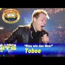 Tobee, Blau wie das Meer – Schlager Stadel XXL