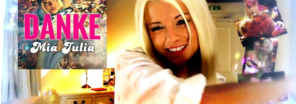 Mia Julia – Danke – offizielles Musikvideo