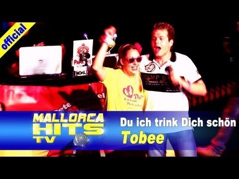 Tobee – Du ich trink Dich schön