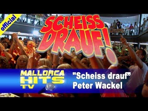 Malle ist nur einmal im Jahr, Peter Wackel