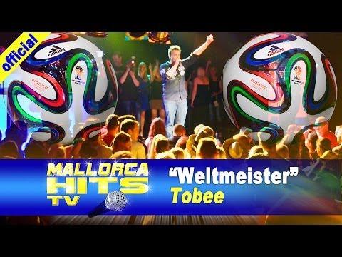 Weltmeister – Fußball WM Song 2014 von Tobee