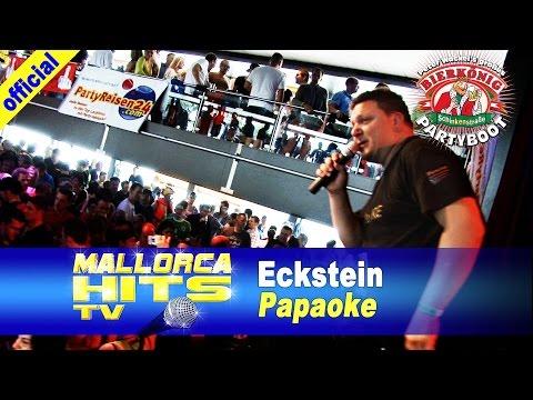 Papaoke – Eckstein – Peter Wackel´s Bierkönig Partyboot 2014