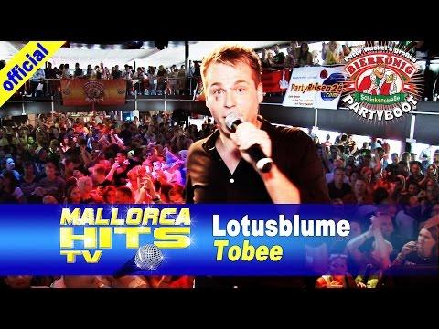 Tobee – Lotusblume – Bierkönig Partyboot 2014