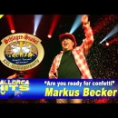 Markus Becker – Are you ready for Confetti