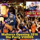 Musikvideos vom Mallorca Opening 2016 – Trailer