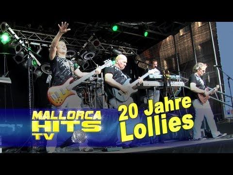 Die Lollies – 20 Jahre Deutschlands Partyband No. 1
