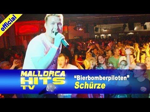 Schürze – Bierbomberpiloten – Mallorca Opening Party 2014
