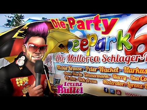 Seepark 6 Mallorca Schlager Party 2014 – das Video