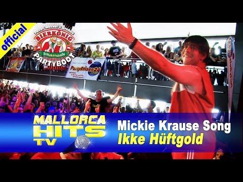Ikke Hüftgold – Mickie Krause Song – Partyboot Köln