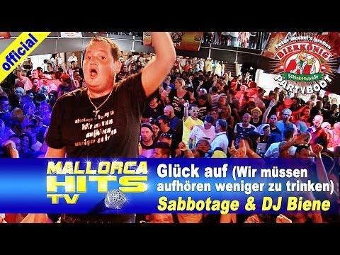 Ballermann Hits 2014 – Wir müssen aufhören weniger zu trinken – Sabbotage